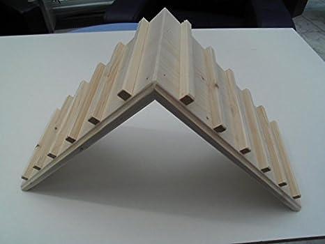 Escalada Rampa – Escalera de Escalada 30 x 15 cm para ...