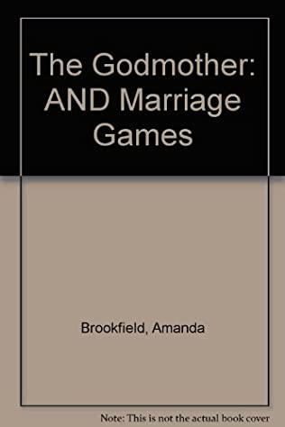 book cover of The Godmother / Marriage Games
