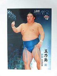 BBM2015大相撲カード「レジェンド」至宝■レギュラーカード■42関脇/玉乃島