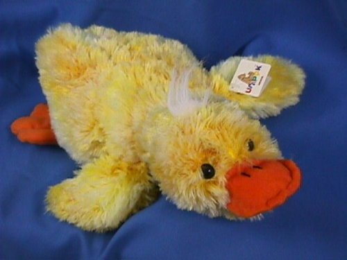 Lying Duck Plush Toy 16