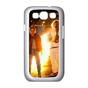 Back To The Future Samsung Galaxy S3 9 Cell Phone Case White gift pp001_9488838