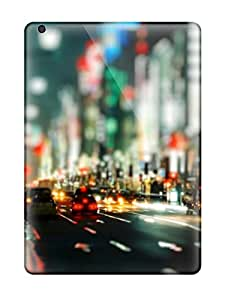 ZfC4258zmYZ Snap On Cases Covers Skin For Ipad Air(city Street Night)