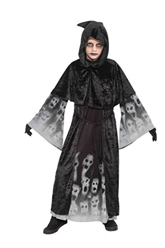 13 Ghosts Halloween Costumes (Forum Novelties Ghostly Spirits Forgotten Souls Child Costume, Large)