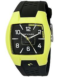 Rip Curl Men's A2410-LIM Pivot Analog Display Analog Quartz Black Watch