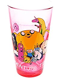 Win Adventure Time Group 16oz Pint Glass compare