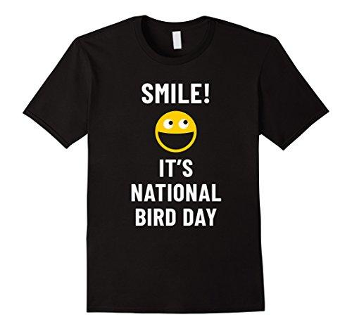 Smile! It's National Bird Day Weird Holiday Celebration - Holidays Weird National