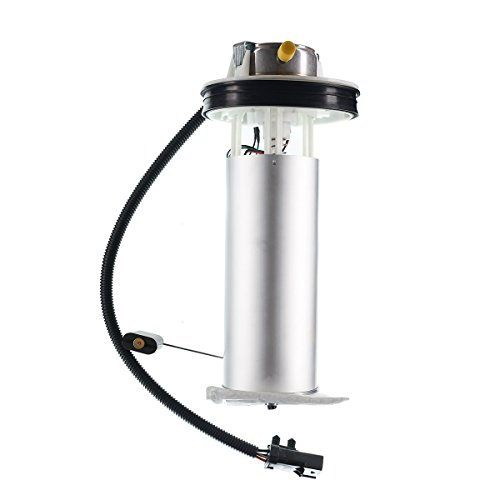 A-Premium Fuel Pump Module Assembly for Jeep Wrangler TJ 1997-2002 2.5L 4.0L 19 Gal. Tank