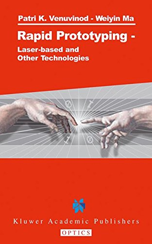 Download Rapid Prototyping: Laser-based and Other Technologies pdf epub