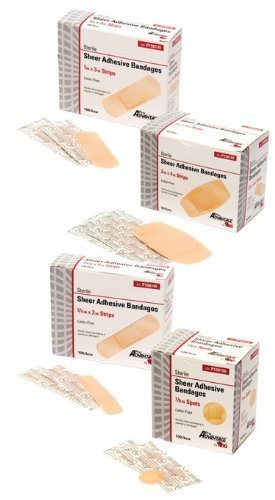 (Pro Advantage Band-Aids - Fabric 2
