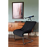 Serta Style Alex Lounge Chair - Charcoal Champion