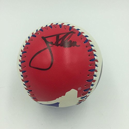 Signed Jim Thome Baseball - Rare 1998 Commemorative Special Edition COA - JSA Certified - Autographed Baseballs ()