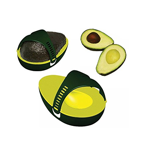 Price comparison product image Handy Avocado Saver Preserve Storage Gadget - Helps Stay Fresh Longer