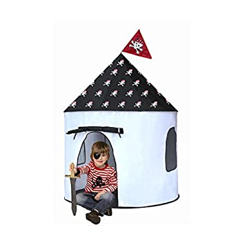 Boys Play Tent Pirate Castle Childrens Kids Pop Up Indoor Outdoor  sc 1 st  Amazon UK & Boys Play Tent Pirate Castle Childrens Kids Pop Up Indoor Outdoor ...