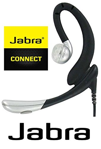 Headset Compatible Phone - Jabra EarWave Corded Headset - Compatible with 3.5mm and 2.5mm Phones - Special Color Edition