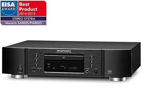 Marantz SA8005 SACD & CD Player (Black)