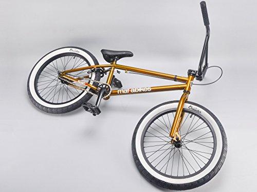 Mafiabikes Kush 2 20 inch BMX Bike GOLD