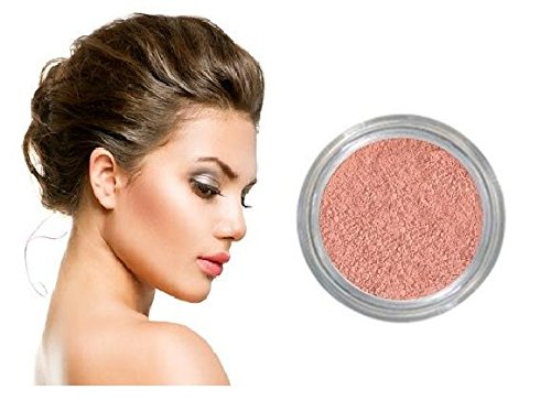 Grace My Face Minerals All Day Radiant Mineral Blush, Terra