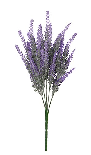 TYEERDEC-Artificial-Flowers-6-Bundles-Lavender-Bouquet-for-Wedding-Home-Office-Decoration-Purple