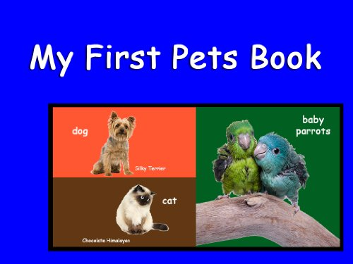 My First Baby Animal Book HD