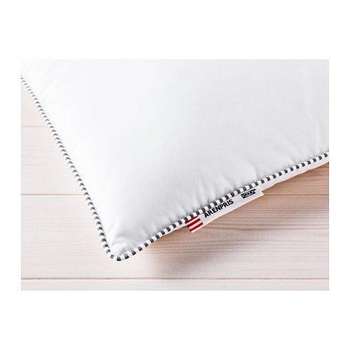 Amazon.com: IKEA ARENPRIS – Almohada, más firme apoyo Reina ...