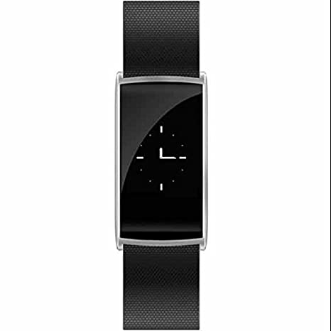 Actividad tracker Bluetooth brazalete de fitness, pantalla OLED, frecuencia cardíaca Tensiómetro, Health Monitor