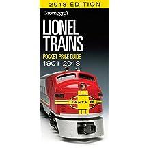 Lionel Trains Pocket Price Guide 1901-2018