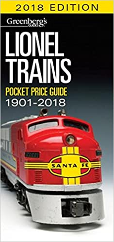 ##FULL## Lionel Trains Pocket Price Guide: 2018 Edition (Greenberg's Pocket Price Guide Lionel Trains). Terms products October espinita eight