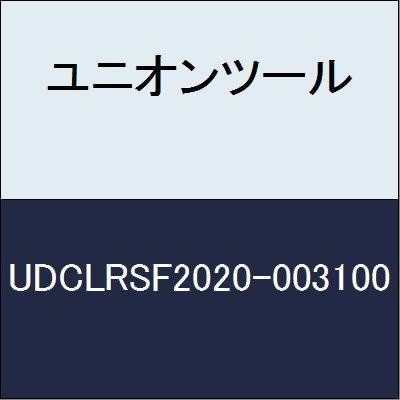 ユニオンツール 切削工具 ラジアス UDCLRSF2020-003100