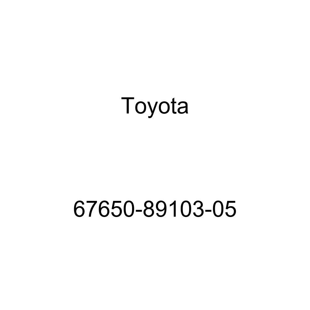 Genuine Toyota 67650-89103-05 Door Trim Board