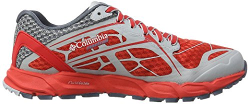 Caldorado Femme Red Columbia poppy Trail Ii De Mountain Chaussures Rouge dwBBAqx