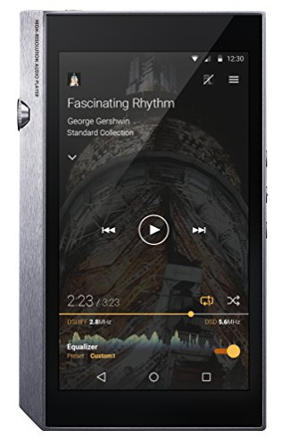 al audio player XDP-300R (S) (Silver) ()