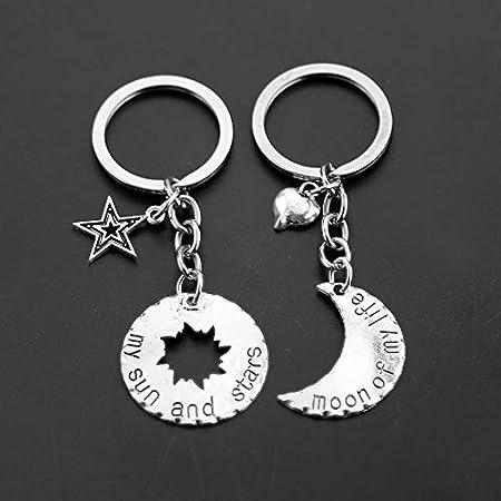 Amazon.com: Key Chains - His&Hers Khal/Khaleesi Keychain ...