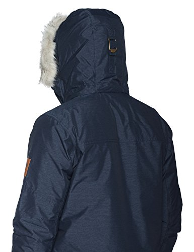 Mens Morningstar Jacket Jacket Parka Navy Morningstar Columbia Collegiate Warm Mountain Jacket Mountain YwBwaS