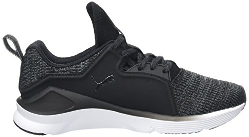 Black Lace Fitness Puma Fierce Femme Chaussures Knit Puma de Wn's Noir puma White 01 gH5vYq