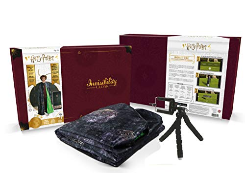 Collection Harry Potter Invisibility Cloak Deluxe Version