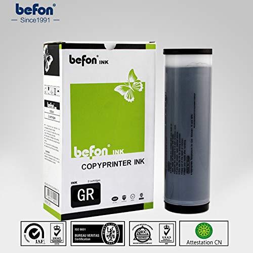 Printer Parts befon Duplicator Ink GR HD GR(HD) gr hd Ink for use in GR-3770 gr 3770 ()