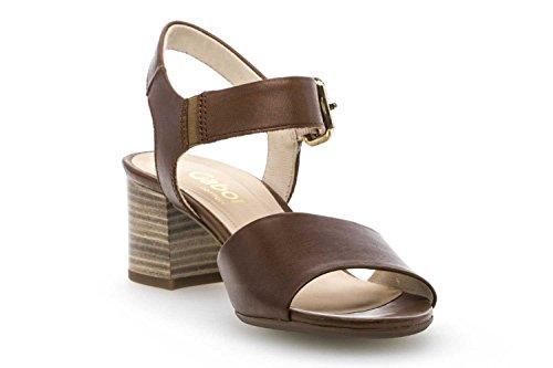 Gabor Women's Fashion Sandals Brown k0WyHHuw3W