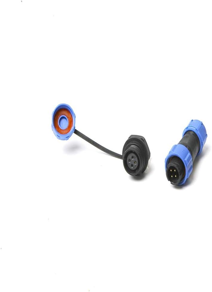 Festnight SP13 IP68 Connettori impermeabili Presa circolare 2Pin 3Pin 4Pin 6Pin 7Pin 9Pin Spina multipolare
