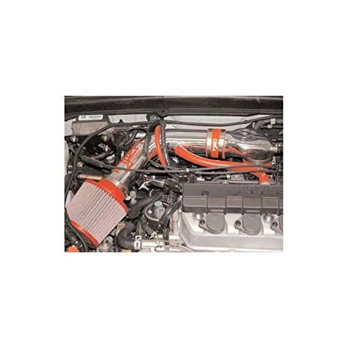 Hx Injen Short Ram Intakes - Injen 01-04 Civic Dx Lx Ex Hx Polished Short Ram Intake (is1565p)
