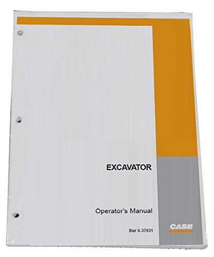 Part Number 9-12642 Case 170C Excavator Operators Owners Operation /& Maintenance Manual