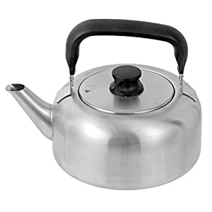 MUJI Stainless steel kettle Large 2.0L IH Direct fire Electrical plate OK MoMA ter