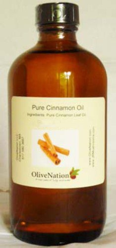 Cinnamon Oil, 4 Ounce