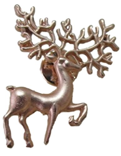 [GLK Vintage Fashion Classics Bronze Metal Reindeer Pin Brooch Maid Cosplay] (Nutcracker Costumes For Sale)