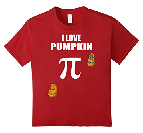 Kids Halloween 2017 Trick Or Treat T Shirt Gift Idea Math Nerd Pi 8 (Nerd Costume Ideas For Girls)
