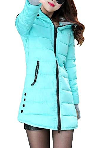 Mid Pocket Jackets Long Down Women Pattern3 Hoodie Fitted Oversize Zip Howme wqaptZx
