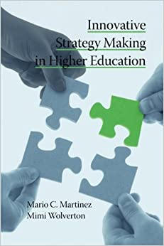 Book Innovative Strategy Making in Higher Education