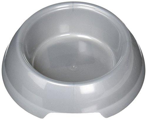 Microban Dish - JW Lightweight 1.25 C Bowl, Silver, Small