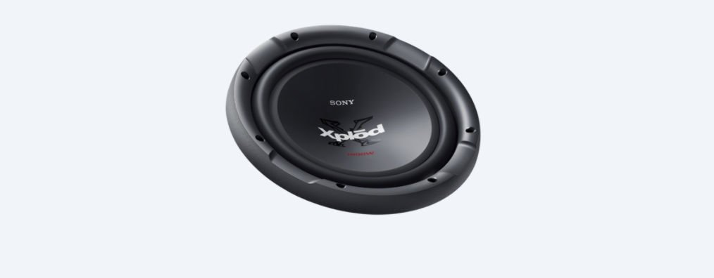 Sony XS-NW1201 Subwoofer (Black)