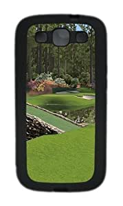 12th Augusta National Custom For Iphone 5C Case Cover - Hard - Black