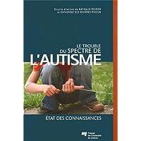 Le trouble du spectre de l'autisme : Etat des connaissances